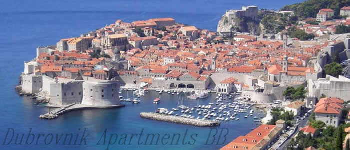 Dubrovnik Old Town - only 5 km from our apartments in Stikovica!